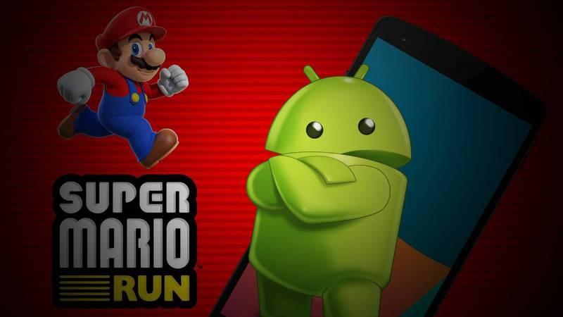 Super Mario Run: les utilisateurs Android peuvent déjà pré-commander