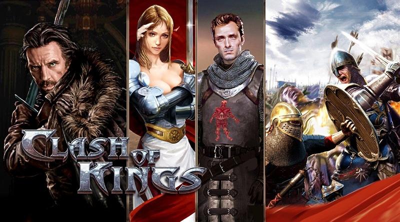 Clash of Kings Triche et Astuces 2021 → 999,999 Or, Bois, Fer, Mithril
