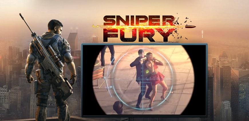 conseils sniper fury