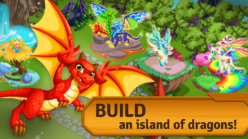Dragon Story Isles of Love Triche Astuces | Android, iOS