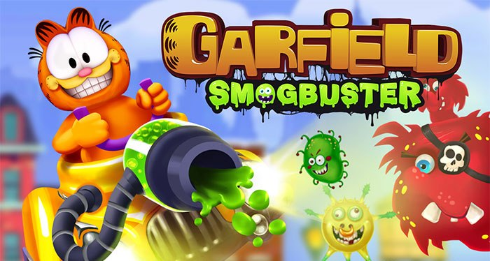2021 Garfield SmogBuster Triche et Astuces Android/iOS
