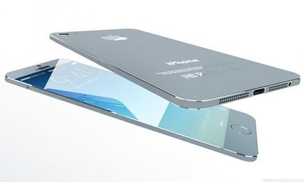 Nouveau concept iPhone 8 qui dépeint le téléphone avec une nouvelle fonctionnalité incroyablement inutile