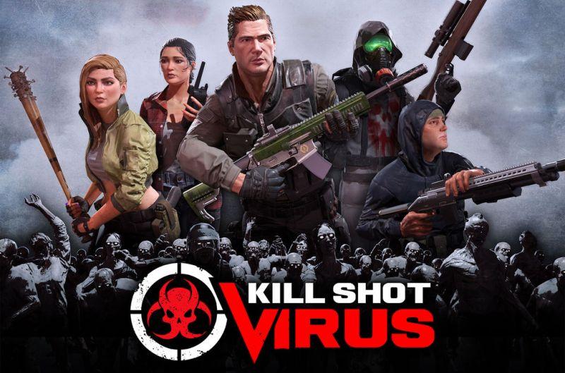 Kill Shot Virus Triche et Astuces 2021 l'or, l'argent, des médailles et de l'énergie