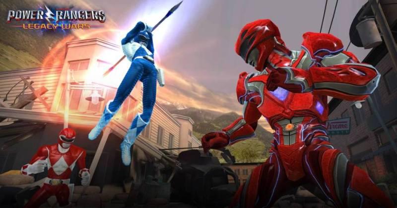 Power Rangers Legacy Wars Triche et Astuces 2021