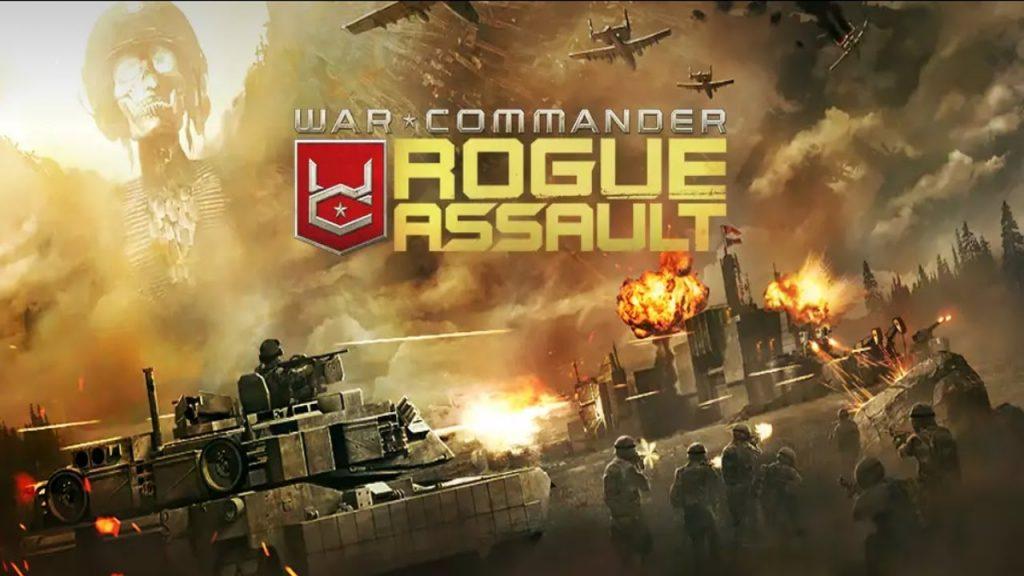 War Commander Assault Rogue Triche et Astuces d'or illimité 2021