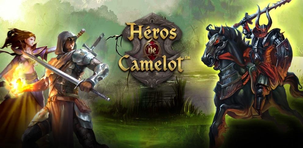 Héros de Camelot Triche et Astuces Gemmes