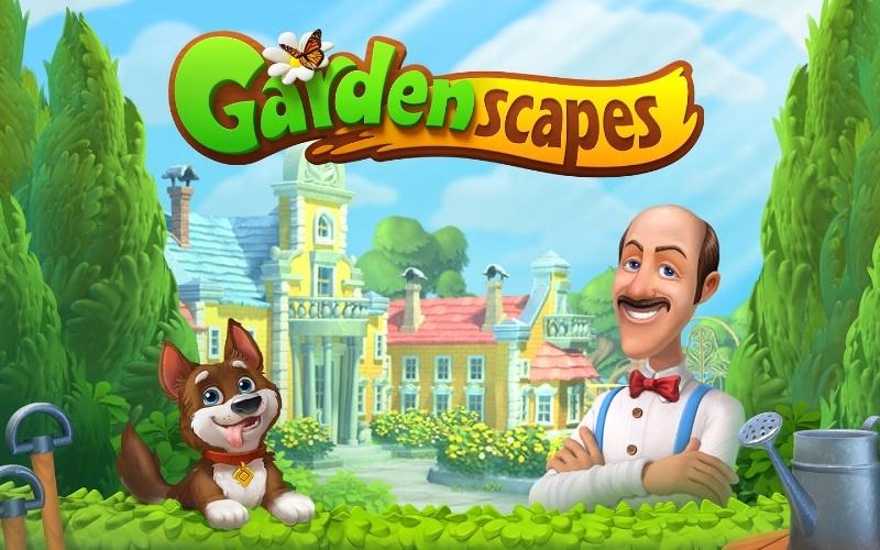 Gardenscapes New Acres Triche → Astuces pieces de monnaie a 999,999,999 / personne