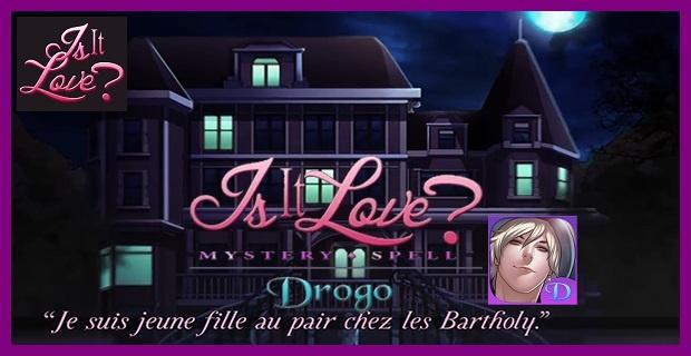 Is It Love Drogo Triche et Astuces Romance et Vampires! 2021