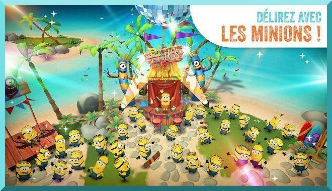 Minions Paradise Triche et Astuces (Doubloons & Sand Dollars) illimités