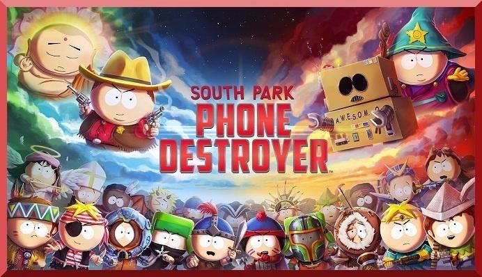 South Park Phone Destroyer Triche et Astuces 2021