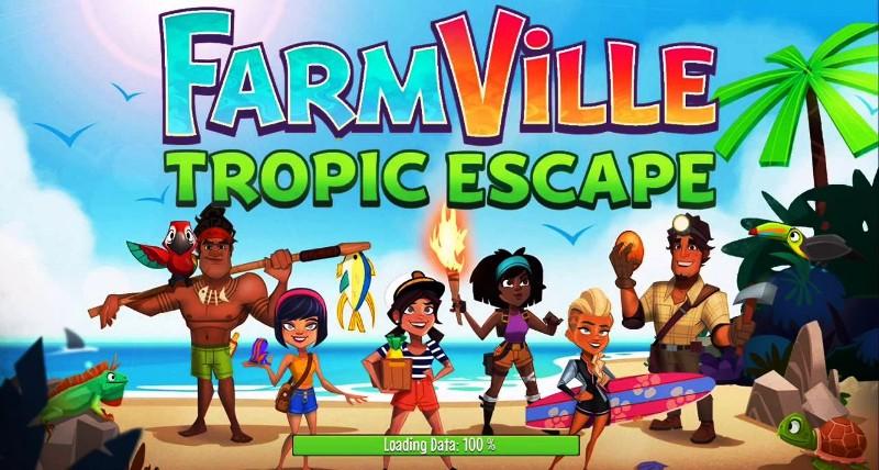 Farmville Tropic Escape Triche et Astuces Illimité Gemmes et pièces de monnaie