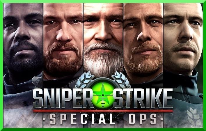 Sniper Strike Special Ops Triche et Astuces | Obtenez de l'or 2021