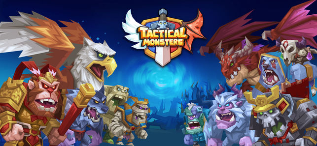 Tactical Monsters Rumble Arena Triche et Astuces Guide 2021