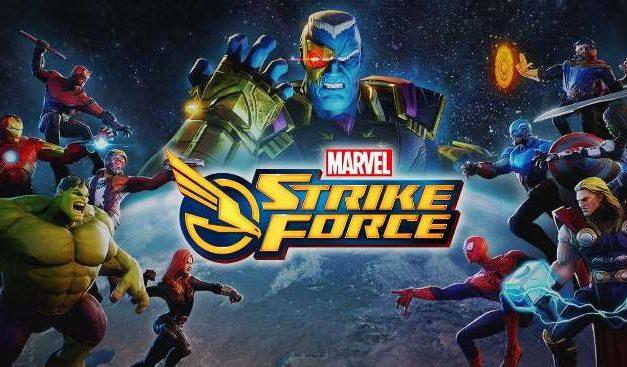 Marvel Strike Force Triche et Astuces Orbe, Power Cores 2021