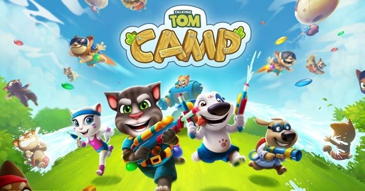 Talking Tom Camp Triche et Astuces Guide 2020