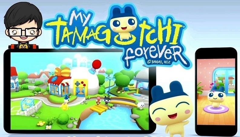 My Tamagotchi Forever Triche et Astuces 2021 des diamants