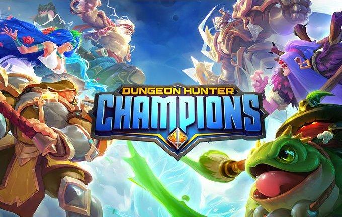 Dungeon Hunter Champions Triche et Astuces - Gemmes Illimitées, Or Max