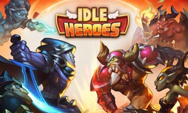 Idle Heroes Triche et Astuces Android iOS Jeu d'excellence