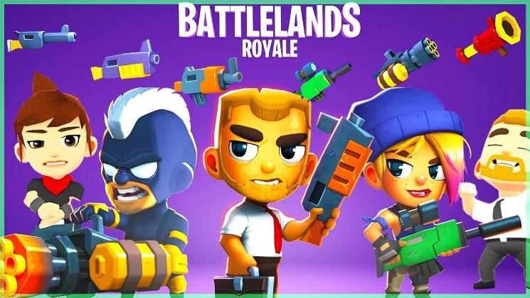 Battlelands Royale Triche et Astuces - Battle Bucks illimités travaillant sur IOS et Android