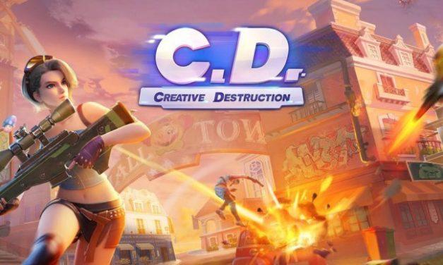 Cheat Creative Destruction Advance Triche et Astuces illimité Or et Diamants
