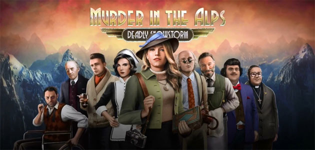 Cheat Murder In The Alps Triche et Astuces 2021