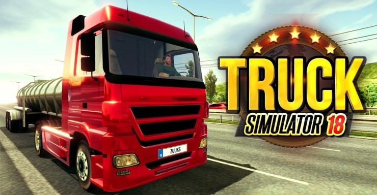 Truck Simulator 2018 Triche et Astuces Europe