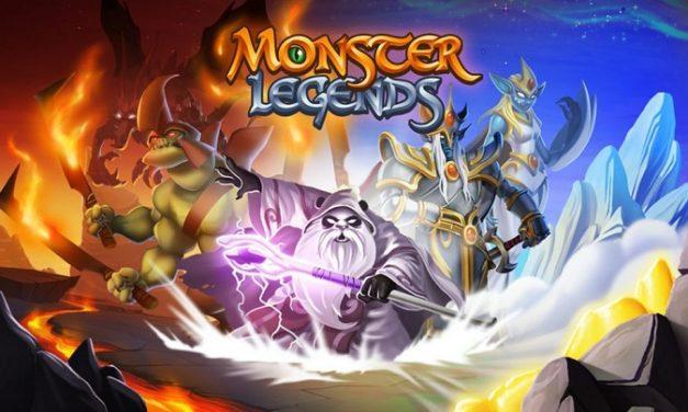 Monster Legends Triche et Astuces Nouveau Obtenez (gemmes,or,aliments)