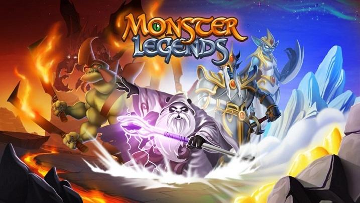 Monster Legends Triche et Astuces Nouveau Obtenez des (gemmes,or,aliments)