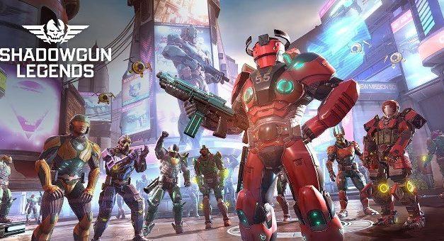 Shadowgun Legends Triche et Astuces 2020