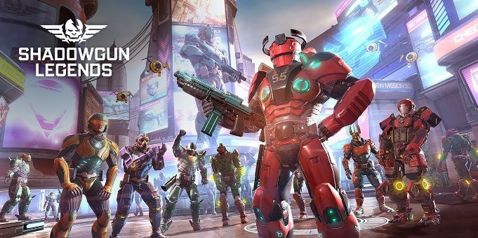 Shadowgun Legends Triche et Astuces