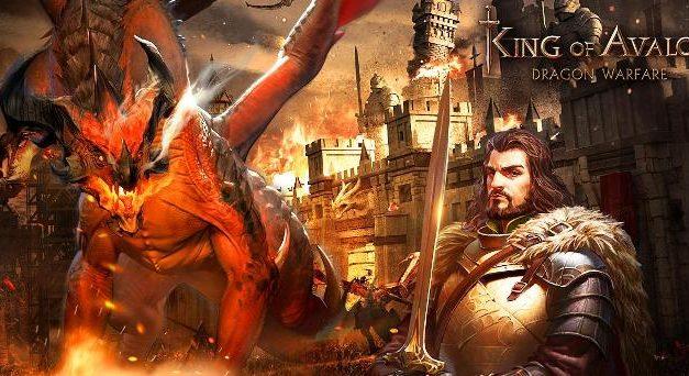 King Of Avalon Dragon Warfare Triche et Astuces: Ajouter illimité Or et de l'Alimentation, bois Android iOS