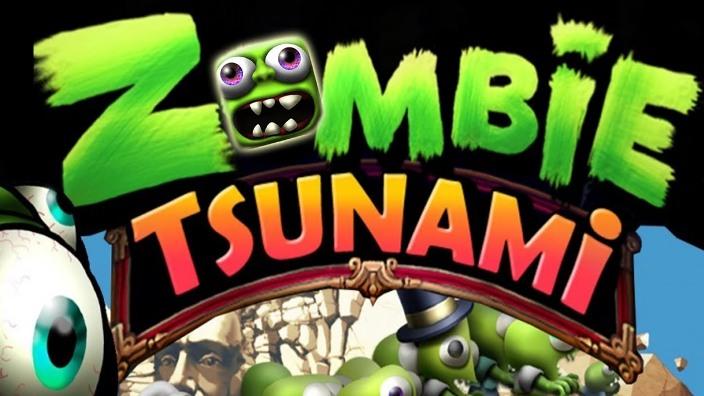 Zombie Tsunami Triche et Astuces   Diamants illimités 2021