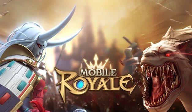 Mobile Royale Triche et Astuces - Or et Cristaux pour Android & iOS