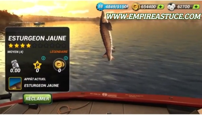 Fishing Clash Triche et Astuces Perles illimitées