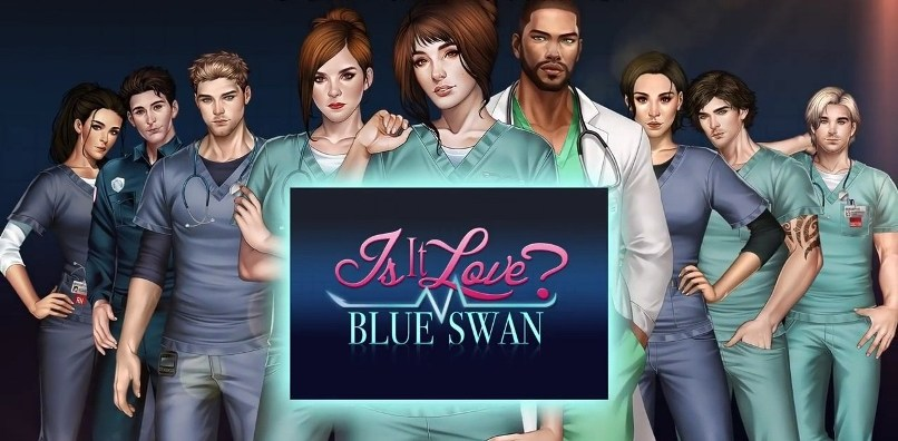 Is it Love Blue Swan Hospital Triche et Astuces Plus d'énergie 2021