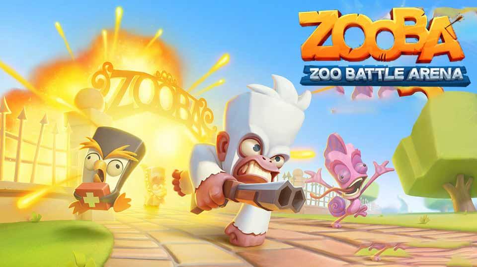 Zooba Zoo Battle Arena Triche et Astuces Gemmes 2021