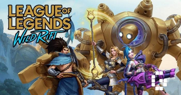League of Legends Wild Rift Triche et Astuces Mobile 2021