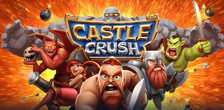 Castle Crush Triche et Astuces 2021 | Gemmes, or Android / iOS
