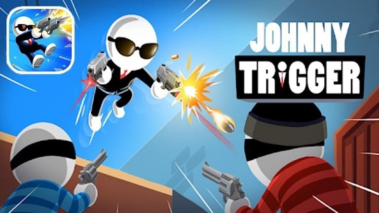 Johnny Trigger Triche et Astuces 2021   Johnny Trigger Mod Argent