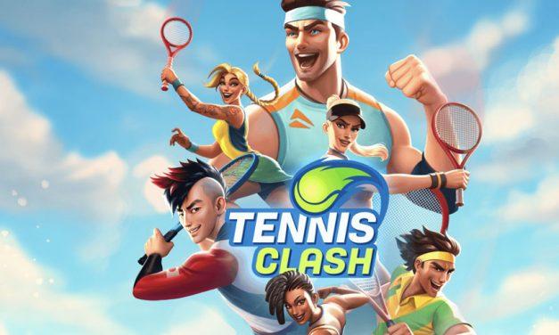 Tennis Clash Triche et Astuces - Mod apk Gemmes, Pièces