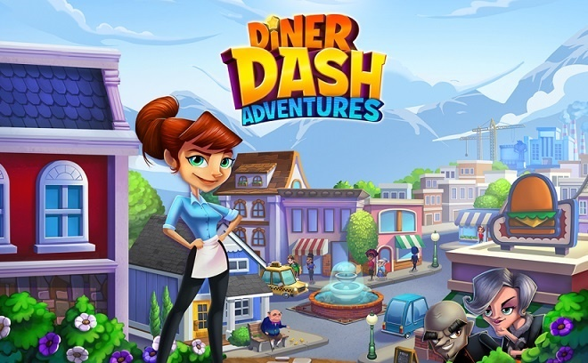 Cheat Diner Dash Adventures Triche et Astuces