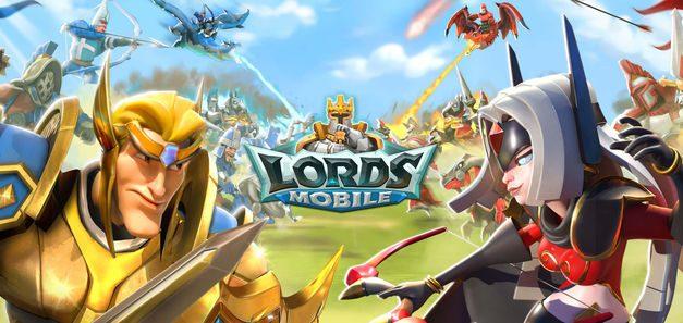 Obtenez le Meilleur Lords Mobile Triche et Astuces 999,999 Gemmes, or, pierre