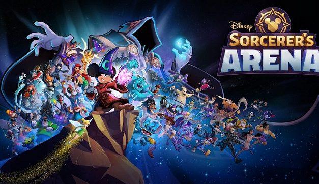 Disney Sorcerer's Arena Triche et Astuces Gemmes et or illimité