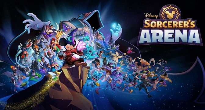 Disney Sorcerer's Arena Triche et Astuces 2021 Gemmes et or illimité