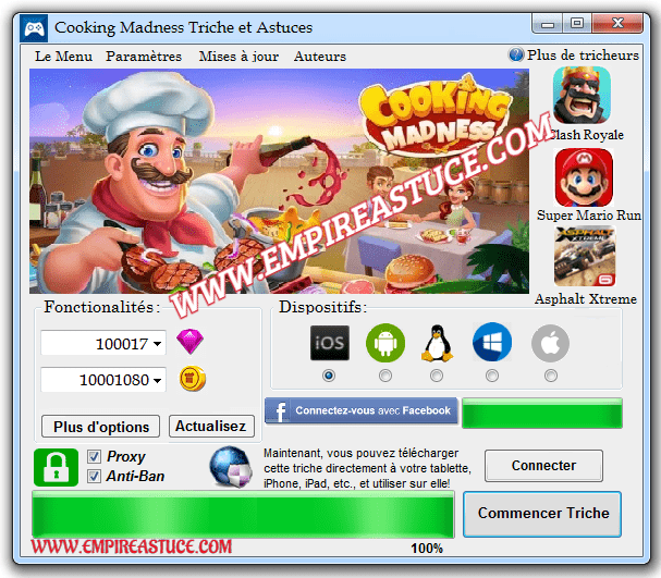 Cooking Madness Triche et Astuces 2020 | Codes & Diamonds, Coins Guide