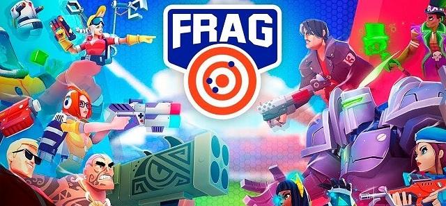 FRAG Pro Shooter Triche et Astuces - FRAG Pro Shooter Mod Diamants et or