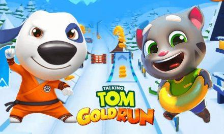 Code Triche Talking Tom Gold Run Astuces 2021