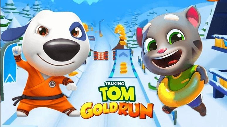 Code Triche Talking Tom Gold Run Astuces 2020!