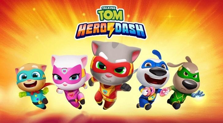 Code Triche Talking Tom Hero Dash Astuces