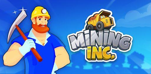 Mining Inc Triche et Astuces 2021 compatibles avec iOS et Android